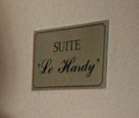 Suite Le Hardy 1
