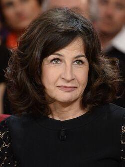 Valérie Lemercier 2014