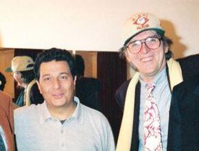 Christian Clavier et Jean-Marie Poiré