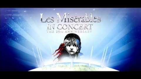 Les Miserables 25th Anniversary- Stars