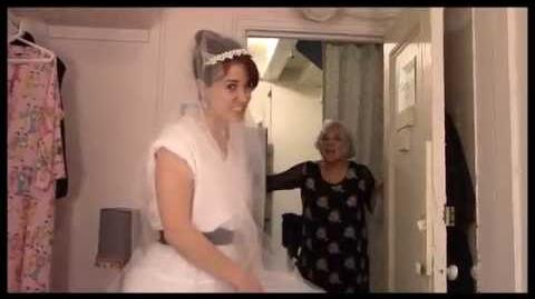 """Going Bridal Backstage at """"It Shoulda Been You"""" with Sierra Boggess, Episode 2 Field Trip"""