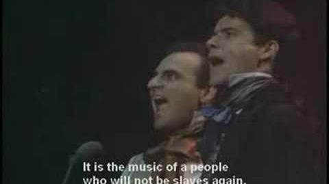 Les Misérables - Do You Hear The People Sing