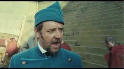 """Les Misérables - Clip """"Javert Releases Prisoner 24601 On Parole"""""""
