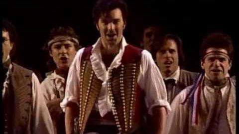 Les Misérables 1987 Tony Awards-0