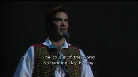 Les Misérables (10th Anniversary) - ABC Café-Red and Black