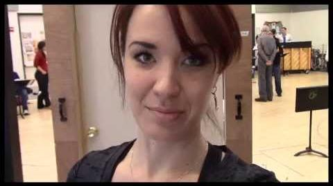 """Going Bridal Backstage at """"It Shoulda Been You"""" with Sierra Boggess, Episode 1 Fit to Be Married"""