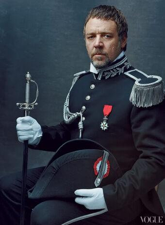 Inspector Javert Les Miserables Wiki Fandom