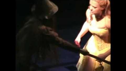 Kerry Ellis - Defying Gravity (17th June 2008) First on Broadway