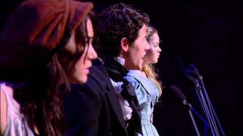Les Miserables 25th Anniversary Concert - The Attack On The Rue Plumet