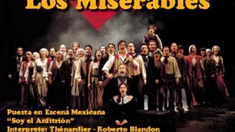 9. Soy el Anfitrión - Los Miserables México