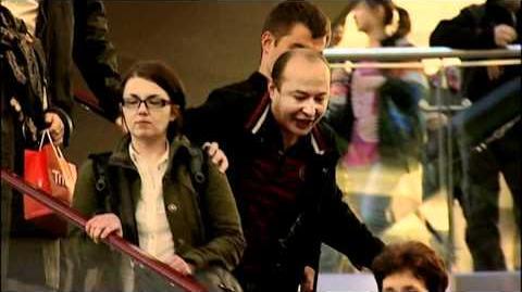 'One Day More' Polish Flashmob