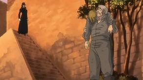 Valjean-Javert Face-Off Outside Sewers