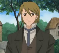 Marius Profile Picture