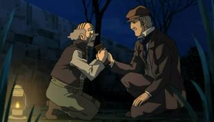 Valjean x Fauchelevent Reunion