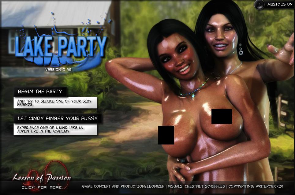 Прохождение порно игры вечеринка у озера — photo 15