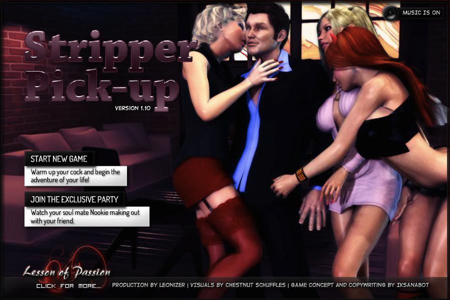 Stripper Pick-up | Lesson of Passion Wiki | Fandom