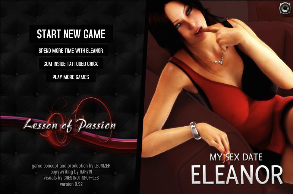 My Sex Date: Eleanor | Lesson of Passion Wiki | Fandom