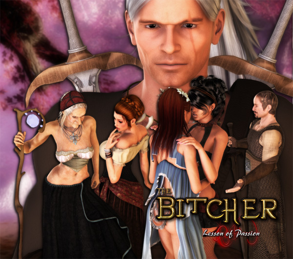the bitcher game