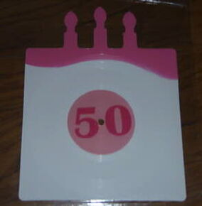 Birthday Cake Front