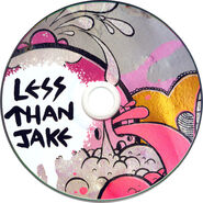 Less Than Jake-B Is For B-Sides (Remixed)-CD