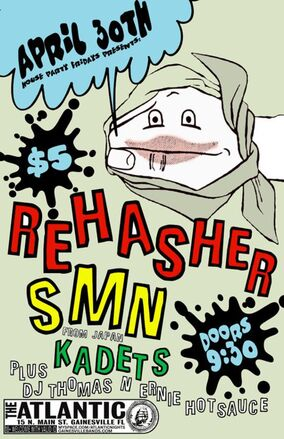 Rehasher April 30 2010