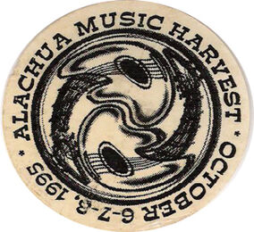 Alachua Music Harvest 1995