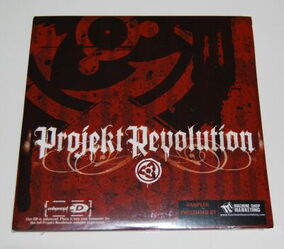 Projekt Revolution Sampler