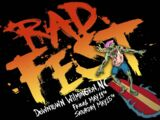 May 14th - Rad Fest, Wilmington, NC