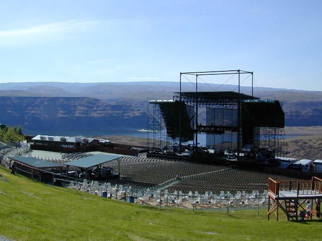 Gorge Amphitheatre Less Than Jake Wiki Fandom Powered