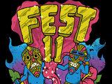 October 28th - The Fest XI, The Atlantic, Gainesville, FL