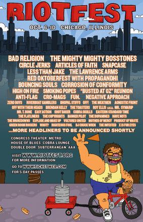 Riot Fest 2010