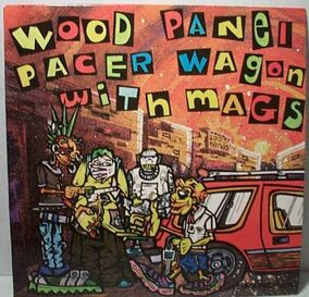 Wood Panel Pacer