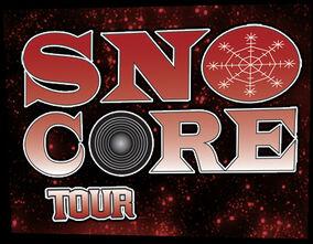 SnoCore Tour Logo