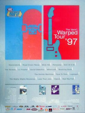 Warped Tour 97