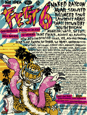 The Fest VI