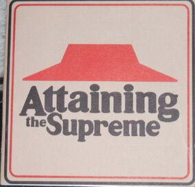 Attaining the Supreme