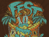 October 29th - The Fest X, Civic Media Center, Gainesville, FL