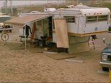 Riggs' trailer