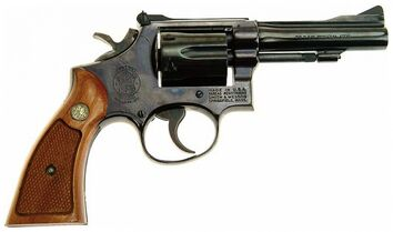 Smith and Wesson model 15