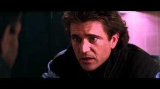Lethal Weapon Complete Collection -- Toilet Explosion