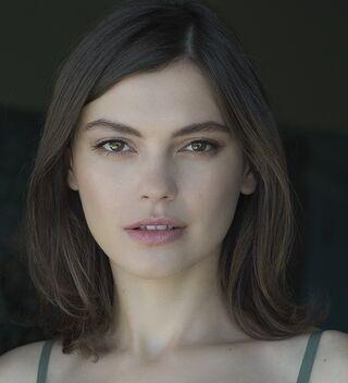 SILVIA BUSUIOC -Portrait