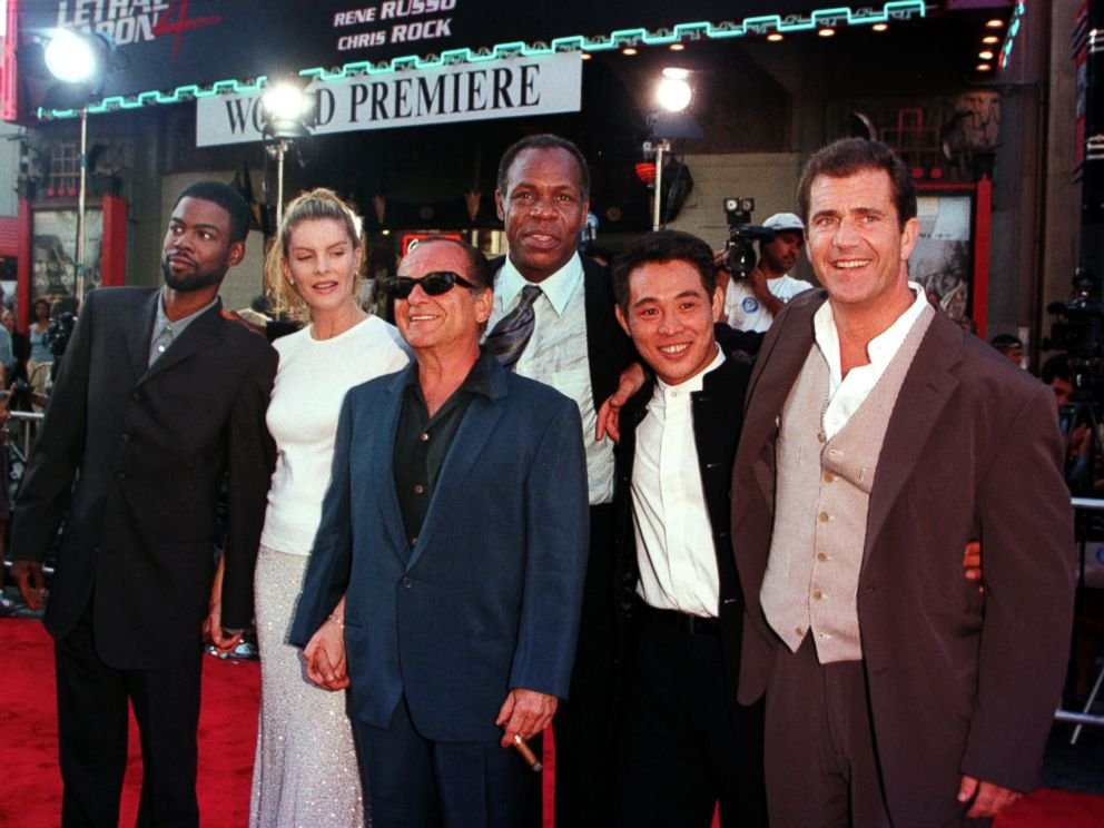 Lethal Weapon 4 Lethal Weapon Wiki Fandom