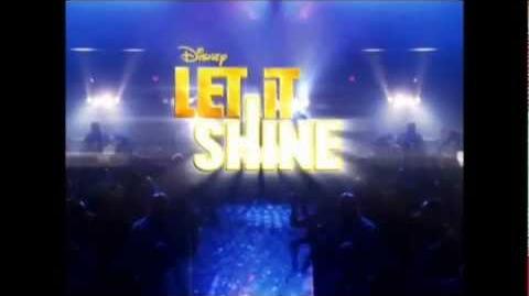 Jessie1010/Let it Shine Wiki Trailer