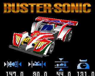 Buster Sonic
