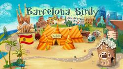 Barcelona Birdy Title