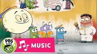 SING-A-LONG Let's Go Luna! I Could Paint a Mural PBS KIDS