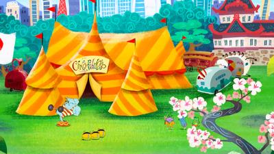 Circo Fabuloso in Japan