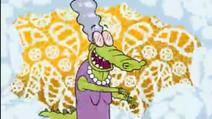 Bessie the Alligator