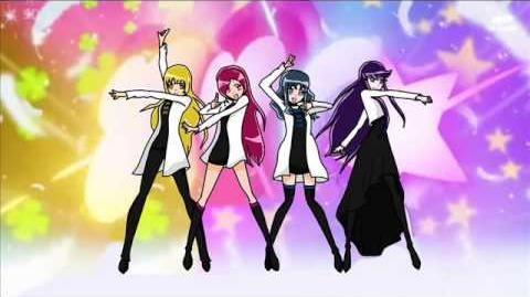 (HCPC Parody)「Let's Mirage! Pretty Cure」