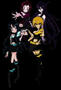 Kuro Pretty Cure